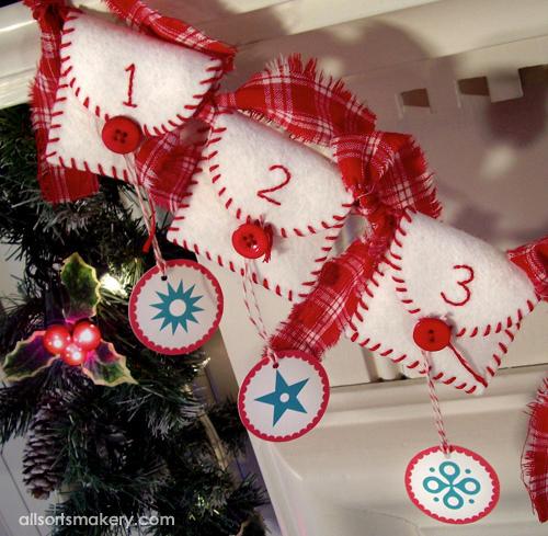 Идеи на рождество своими руками фото