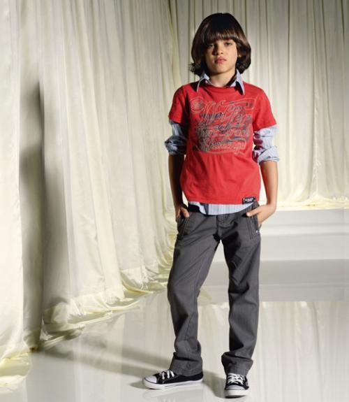 мода одежды подростков фото