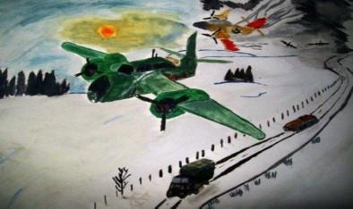 знакомство с детьми о войне