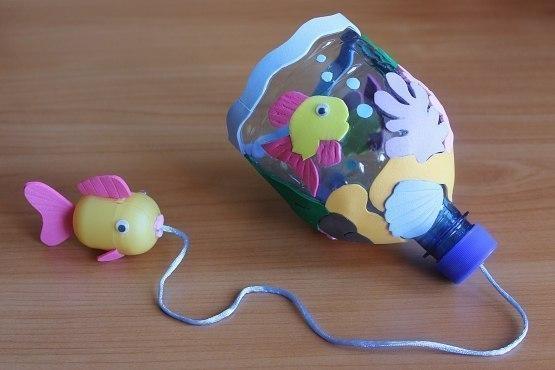 Самоделки  игрушку