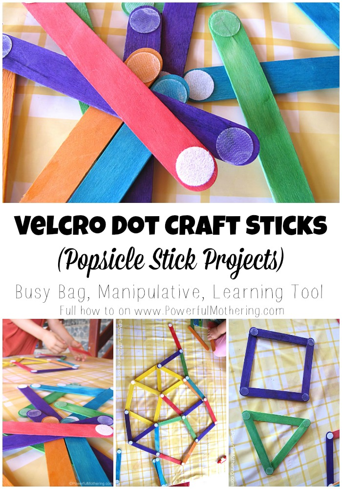 Velcro-Dot-Craft-Sticks-Popsicle-Stick-Projects