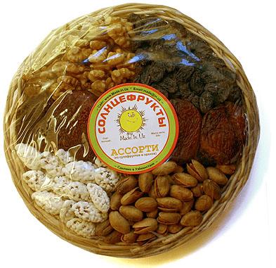 Орехи и сухофрукты дешево