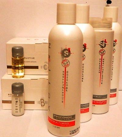 Маска для волос из желатина наносить на сухие или влажные волосы