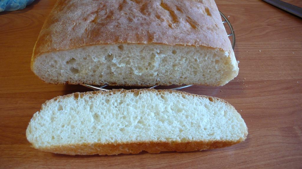 Дачный хлеб (в духовке)