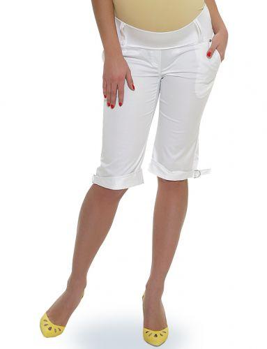 Белые бриджи для беременных