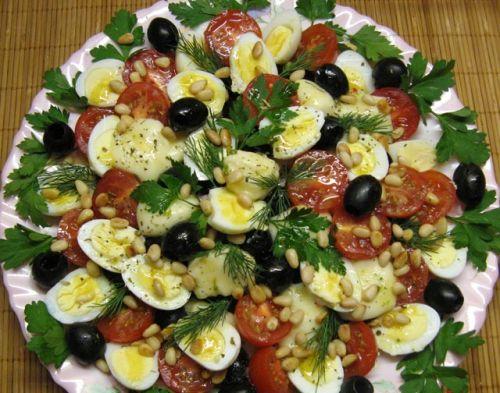 Салат арбузик фото