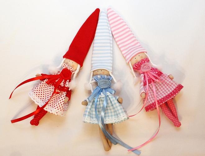 Подарок для кукол своими руками