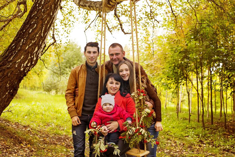 елена панова семья фото всего декабрист