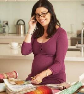Зрение беременной и роды