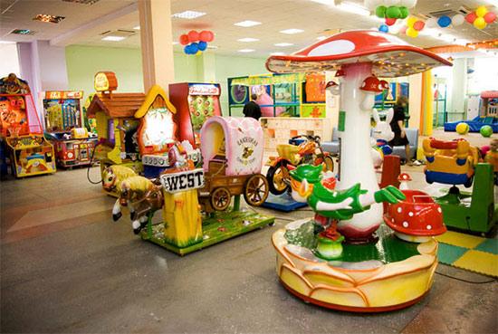 аппараты и игровые детские комплексы